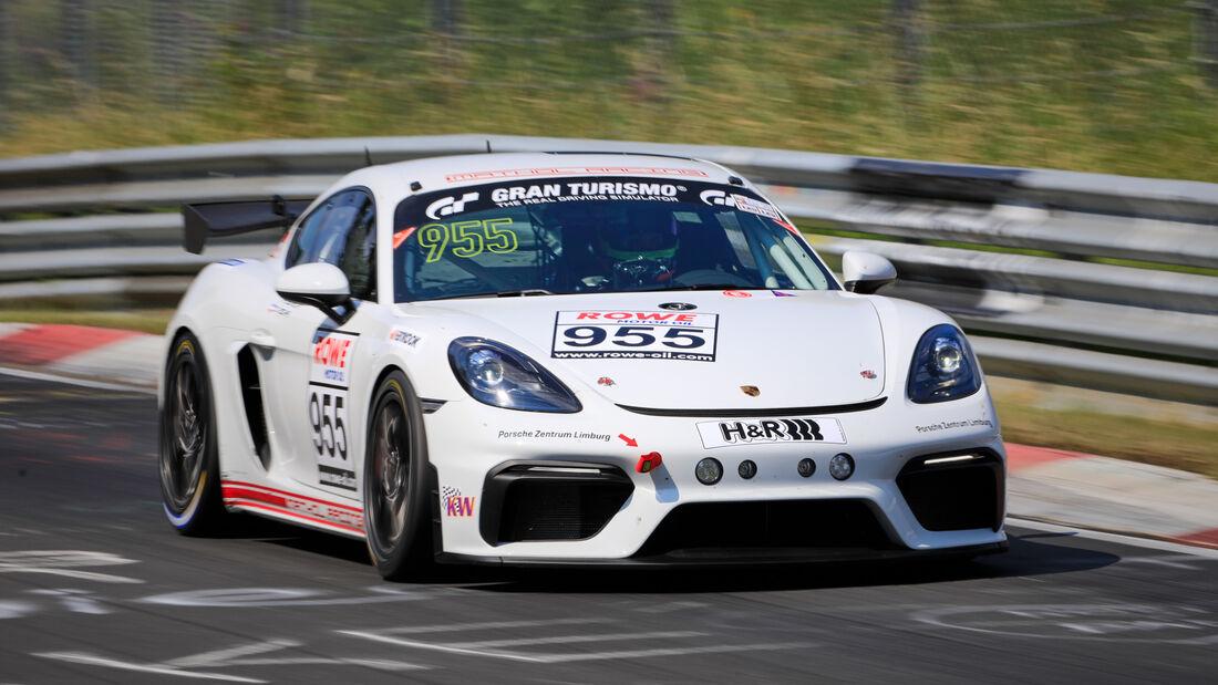 Porsche 718 Cayman GT4 CS - Startnummer #955 - Team Mathol Racing e.V. - Cup3 - NLS 2020 - Langstreckenmeisterschaft - Nürburgring - Nordschleife