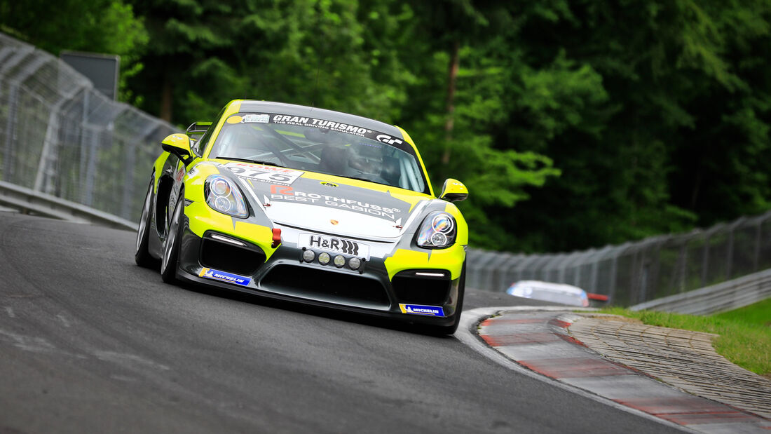 Porsche 718 Cayman GT4 CS - Startnummer #975 - FK Performance Motorsport - Cup3 - NLS 2020 - Langstreckenmeisterschaft - Nürburgring - Nordschleife
