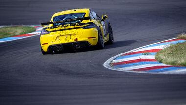 Porsche 718 Cayman GT4 Clubsport, Exterieur