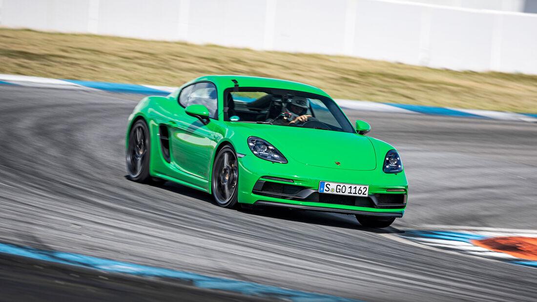 Porsche 718 Cayman GTS 4.0, Exterieur