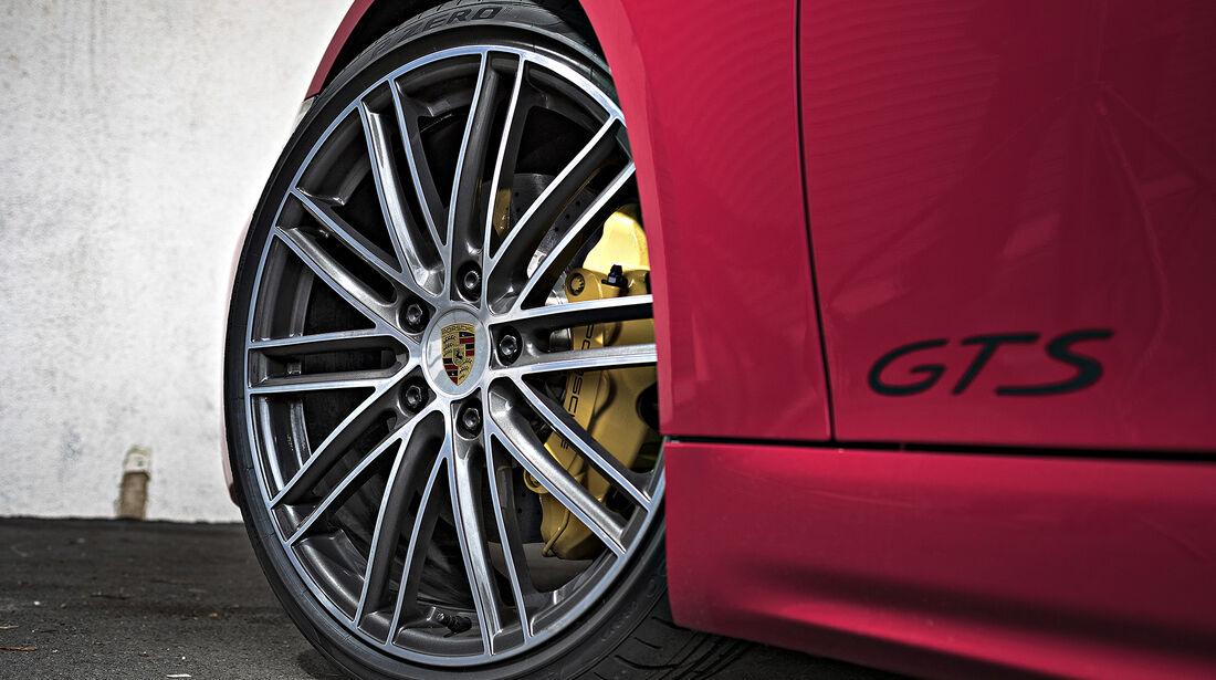 Porsche 718 Cayman GTS,  Exterieur, Felge