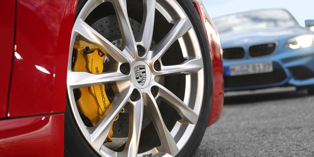 Porsche 718 Cayman GTS PDK, Exterieur