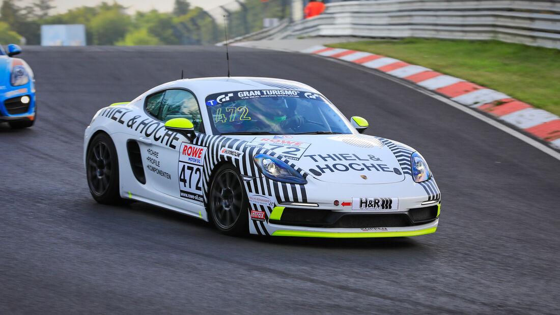 Porsche 718 Cayman GTS - Startnummer #472 - VT3 - NLS 2020 - Langstreckenmeisterschaft - Nürburgring - Nordschleife