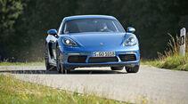 Porsche 718 Cayman PDK, Exterieur