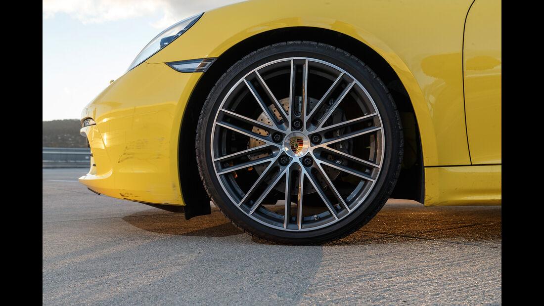Porsche 718 Cayman, Rad, Felge