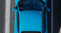 Porsche 718 Cayman S, Draufsicht