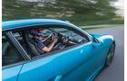 Porsche 718 Cayman S, Seitenansicht