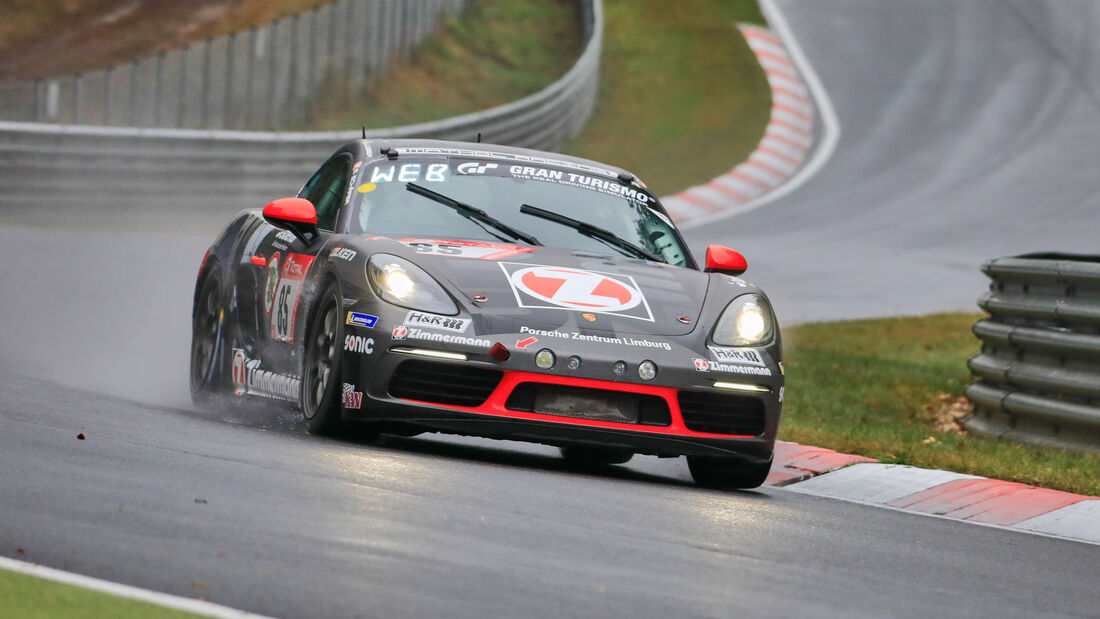 Porsche 718 Cayman S - Team Mathol Racing e.V. - Startnummer #85 - Klasse: V3T - 24h-Rennen - Nürburgring - Nordschleife - 24. bis 27. September 2020
