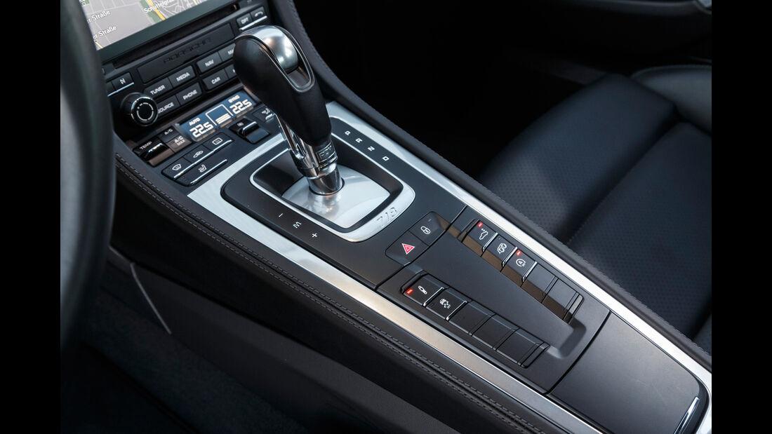 Porsche 718 Cayman, Schalthebel