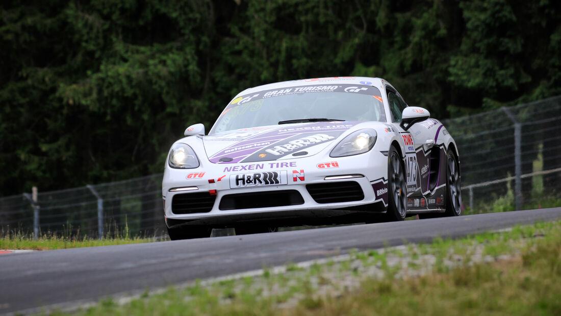 Porsche 718 Cayman - Startnummer #473 - VT3 - NLS 2020 - Langstreckenmeisterschaft - Nürburgring - Nordschleife