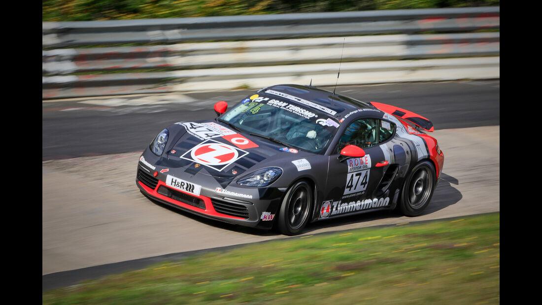 Porsche 718 Cayman - Startnummer #474 Team Mathol Racing e.V.- VT3 - VLN 2019 - Langstreckenmeisterschaft - Nürburgring - Nordschleife