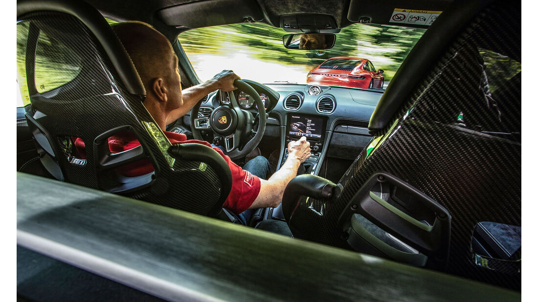 Porsche 718 Cayman ams 2620