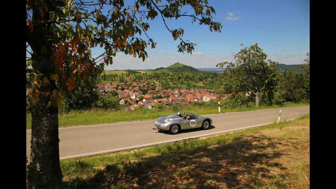 Porsche 718 RS 60, Ausfahrt, Impression