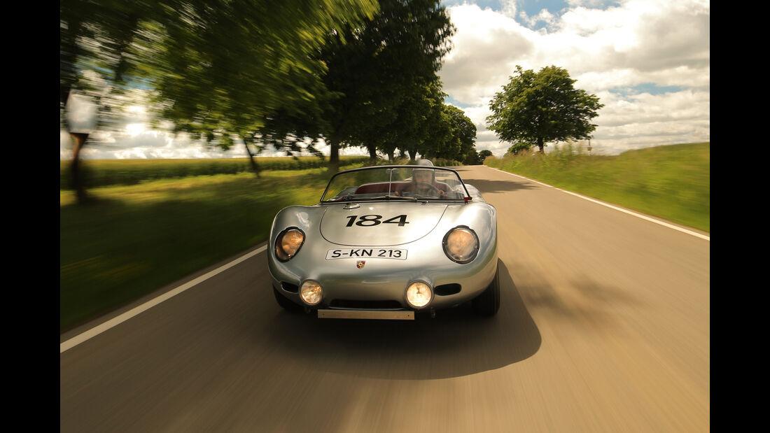 Porsche 718 RS 60, Frontansicht