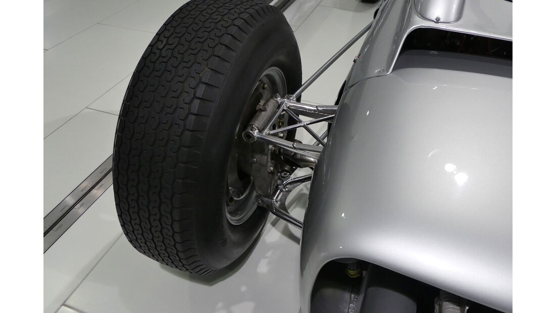 Porsche 804 - Rennwagen - Formel 1 (1962) - Porsche-Museum