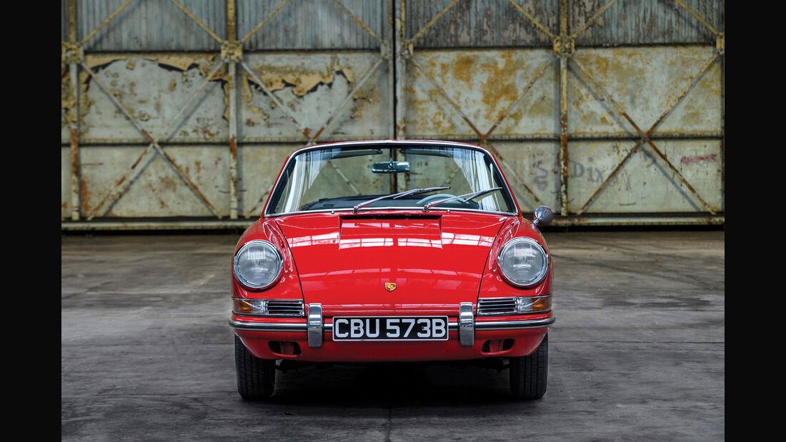 Porsche 901/911 - Cabrio - Sportwagen - RM Sotheby's - Auktion - Paris 2017