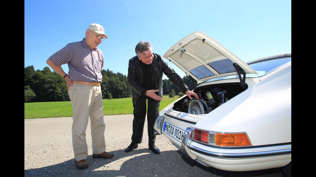 Porsche 901,  Alois Ruf, Sorjo Renta
