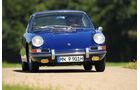 Porsche 901, Front
