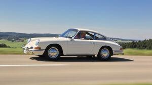 Porsche 901, Seitenansicht