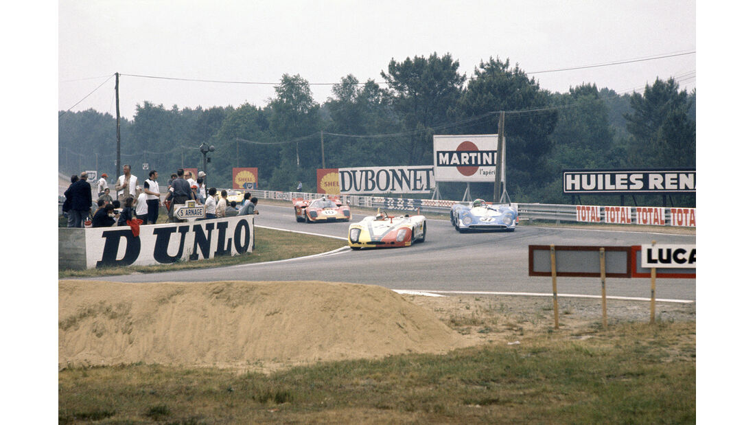 "Porsche 908/02 the ""Flunder"" - Chassis no. 908.02-05"