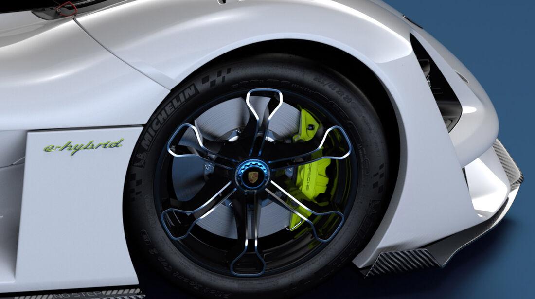 Porsche 908-04 Concept - Le Mans Studie