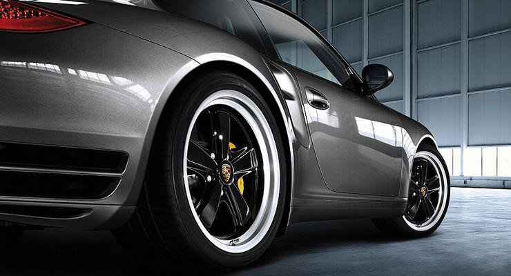 Porsche 911 19-Zoll Sport Classic-Rad