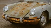 Porsche 911 (1965) Scheunenfund