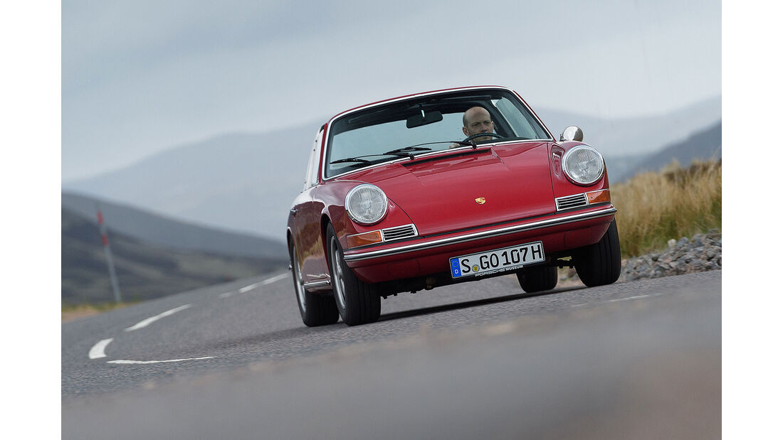 Porsche 911 2.0 Targa F-Modell Soft-Window