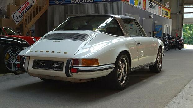 Porsche 911 2,2 S Targa von Guildo Horn
