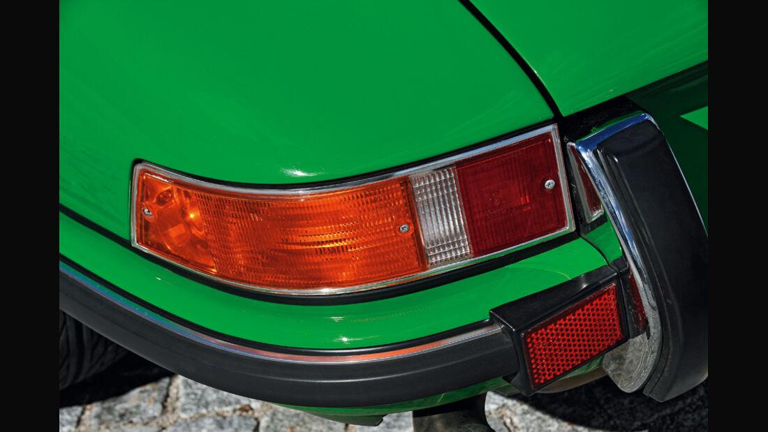 Porsche 911 2.4 Targa, RŸcklichter