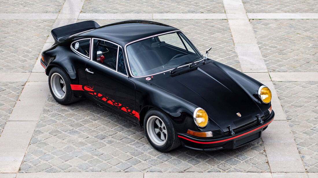 Porsche 911 2.8 RSR (1973)