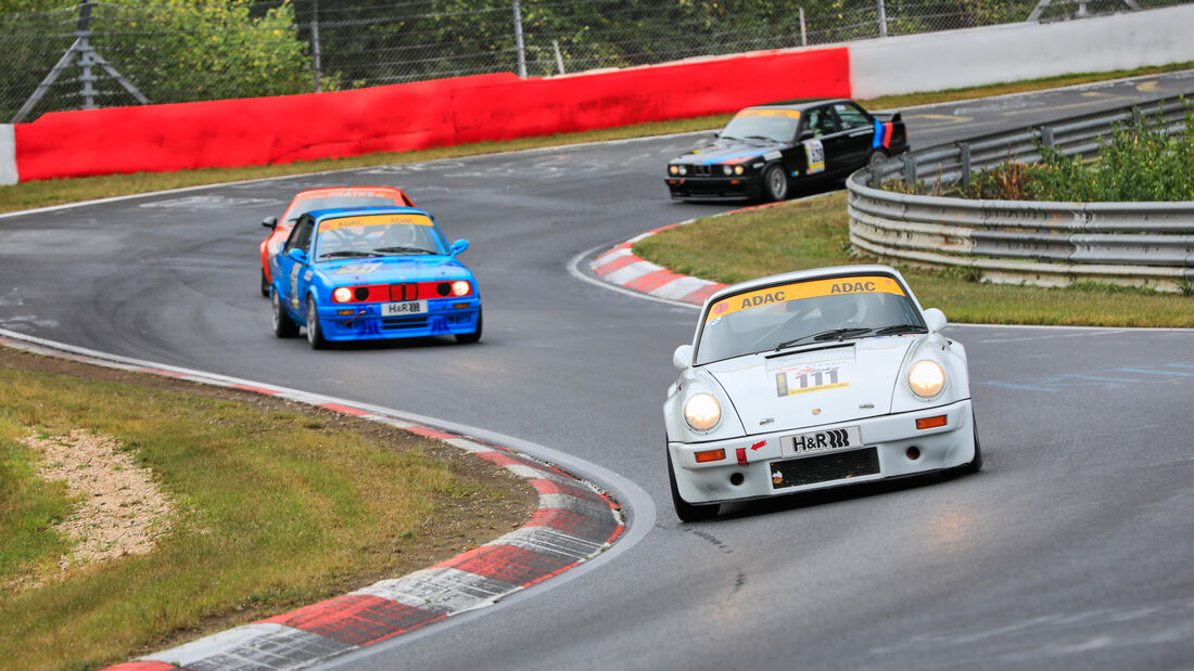 Porsche 911 3,0 RS - Startnummer 111 - 24h Classic - 24h Rennen Nürburgring - Nürburgring-Nordschleife - 25. September 2020