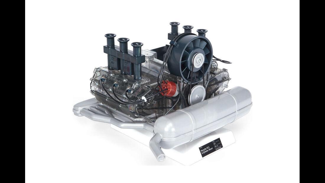 Porsche 911 6-Zylinder-Boxermotor Bausatz