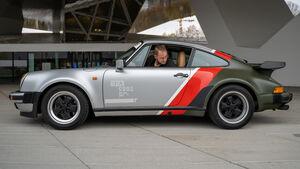 Porsche 911 930 Turbo Cyberpunk 2077