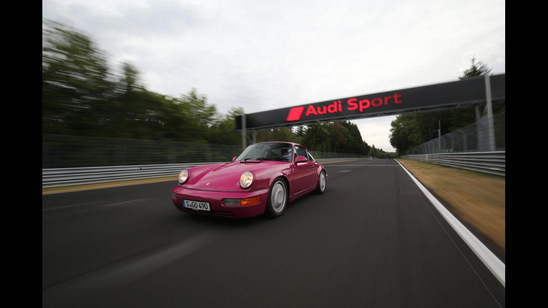 Porsche 911 (964) Carrera RS, Exterieur