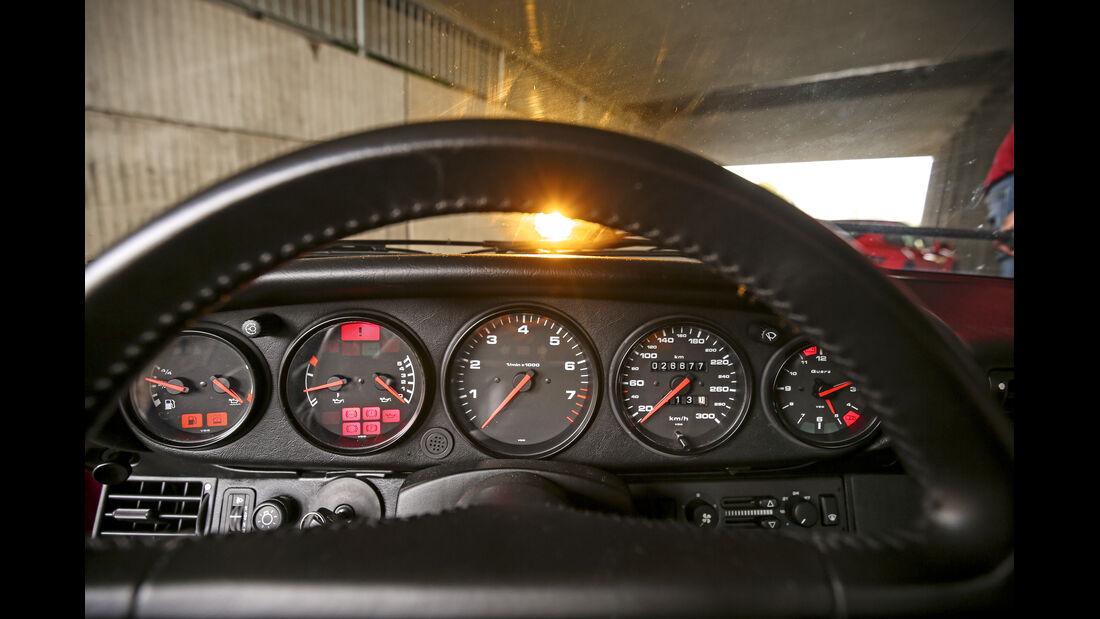 Porsche 911 (964) Carrera RS, Interieur