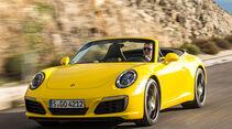 Porsche 911 991 (2018) Carrera Cabriolet