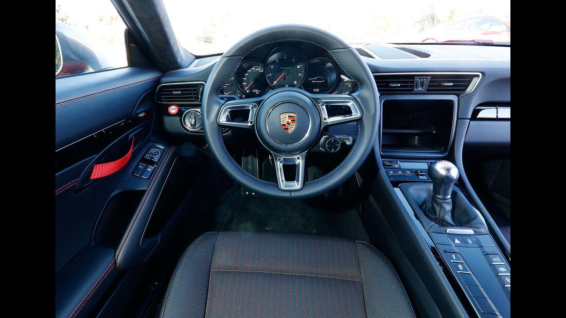 Porsche 911 991 (2018) Carrera T