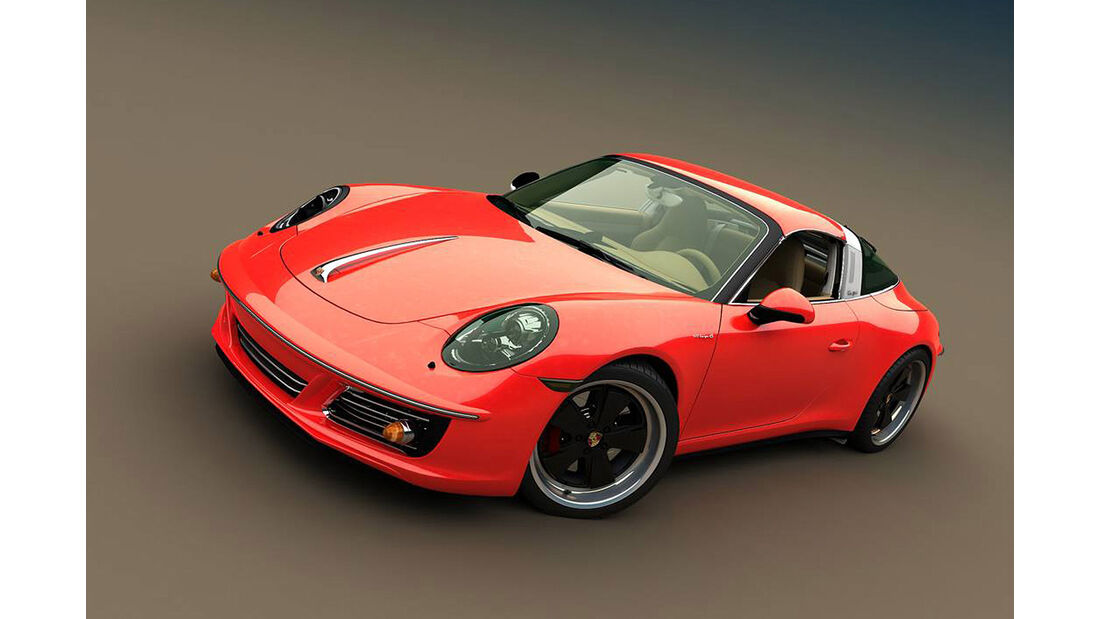 Porsche 911 991 Bo Zolland Design