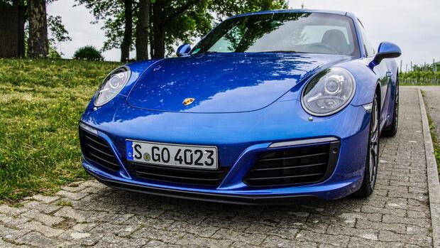 Porsche 911 (991) Carrera 2018 Basismodell