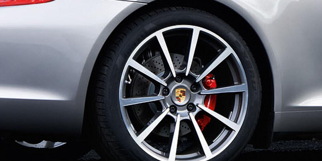 Porsche 911 (991) Felge