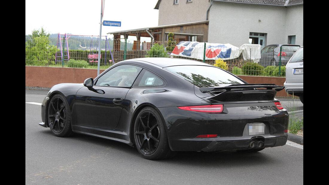 Porsche 911 991 GT3 Erlkönig