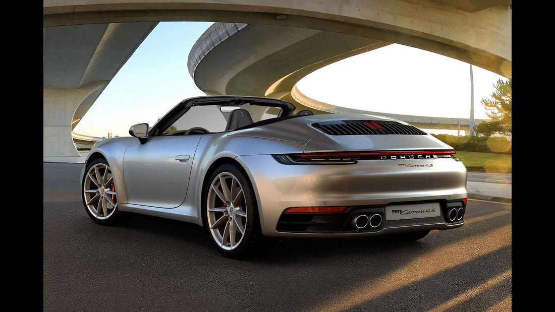 Porsche 911 (992) Cabrio