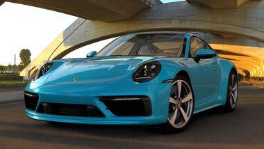 Porsche 911 (992) Carrera S Exclusive Manufaktur 2019
