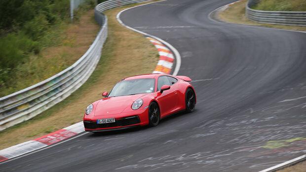 Porsche 911 (992) Carrera S, Exterieur