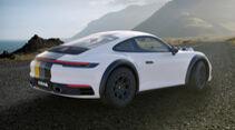 Porsche 911 (992) Delta 4x4