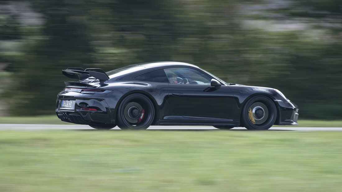 Porsche 911 (992) GT3, Exterieur