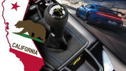 Porsche 911 992 GT3 Handschalter Kalifornien