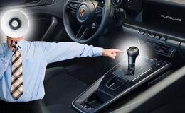 Porsche 911 992 GT3 Handschalter Lautstärke Kalifornien