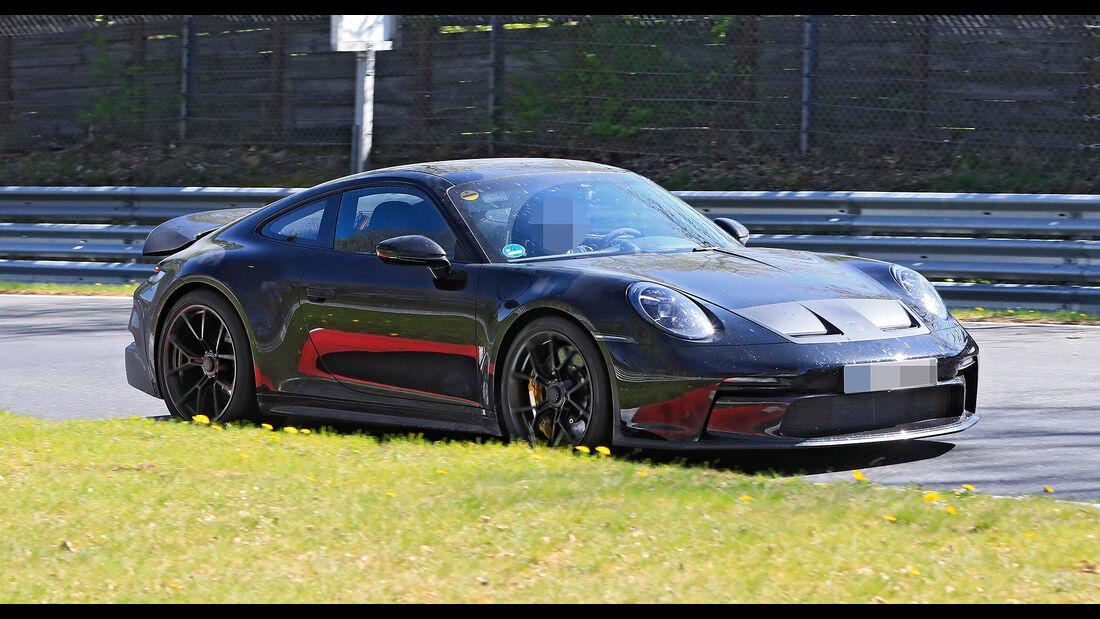 Porsche 911 992 GT3 Touring Paket Erlkönig